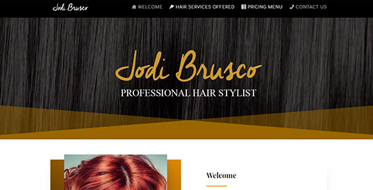 Jodi Brusco - Professional Hairstylist