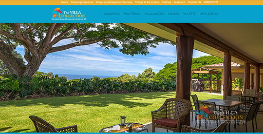 The Villa Collection - Kona HI