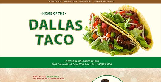 Dallas Taco