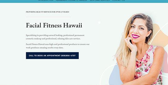 Facial Fitness Hawaii